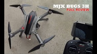"""MJX BUGS 3H FIRST LOOK & REVIEW """"THE NEXT GENERATION!"""""""