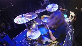 Sick Drummer Magazine gets you up close with Simon McKay as he
