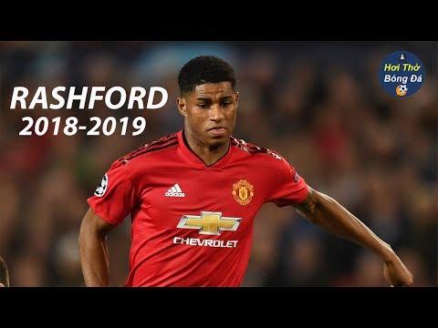 Marcus Rashford -  Dribbling Skills & Goals 2018/2019