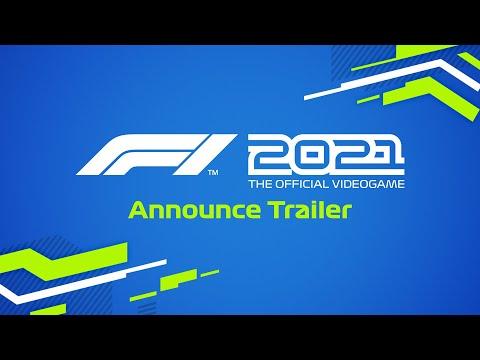 F1 2021 : Announce Trailer
