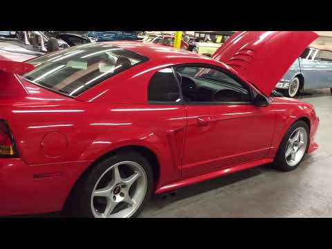Video of '00 Mustang Cobra - KP9R