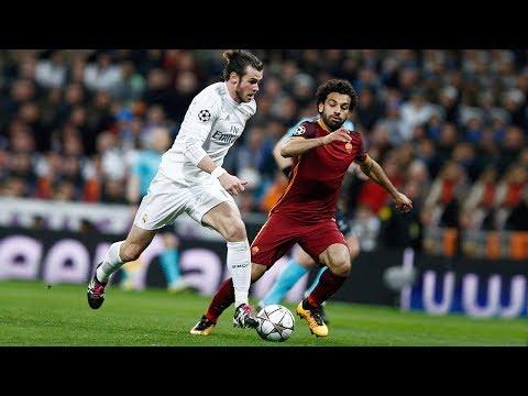 Gareth Bale VS Mohamed Salah – Amazing Speed