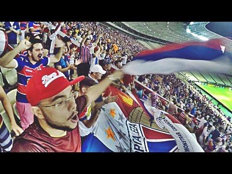 """MINHA PRIMEIRA VEZ NA BRAVO | DIA DE FORTALEZA #11"" Barra: Bravo 18 • Club: Fortaleza"