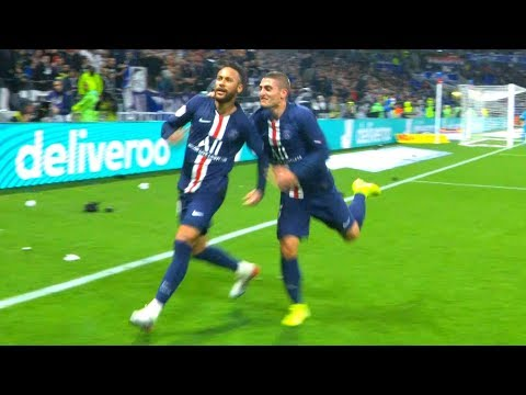 Neymar Jr vs Оlуmpіquе Lуоn | 2019 HD 1080i