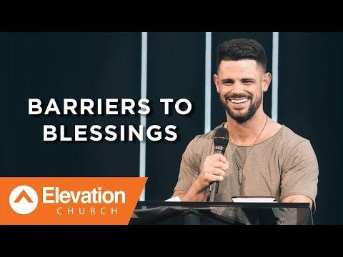 Барьеры благословений (Barriers to Blessings) | Стивен Фуртик