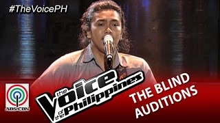 "The Voice of the Philippines Blind Audition  ""Mateo Singko"" by Rence Rapanot (Season 2)"