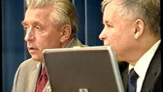 TVP1 - Wiadomości, sport, pogoda, reklamy, zapowiedzi, studio z 1 sierpnia 2006