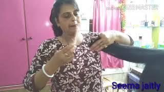 Very Easy Long Layer Haircut/ Long Layered Haircut Tutorial/how We Set Long Layers Hair/Seema Jaitly