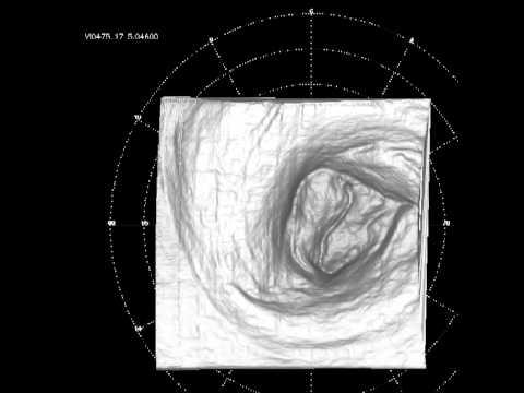 Venus' southern vortex