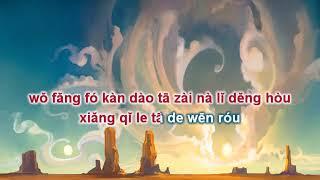 [KARAOKE TONE NỮ] 馮提莫 Phùng Đề Mạc - Sa Mạc Lạc Đà 《 沙漠駱駝 》