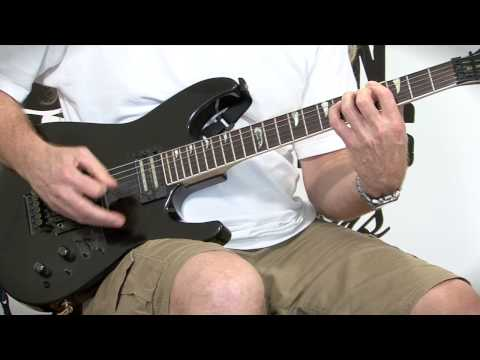 Free Guitar Lessons - Phrygian Dominant Chords