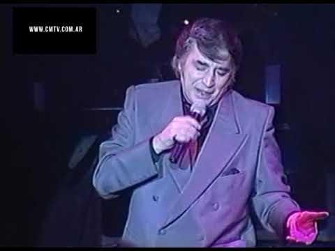Sandro video Rosario 1998 - El Regreso a los Escenarios