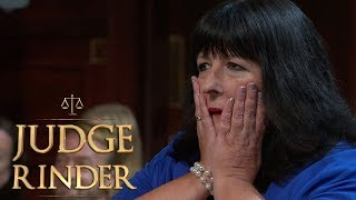 Judge Rinder Drops the Claimant's Painting! | Judge Rinder