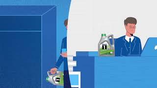 Видео инструкция к новой технологии защиты продуктов Mobil™.