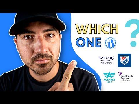The Best Real Estate School Online In 2021 - YouTube