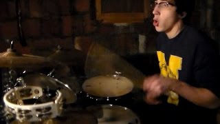 """""""Someday"""" - Dr. Dog - drum cover"""