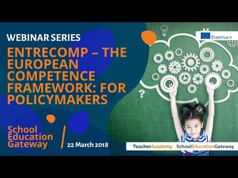 mp4 Entrepreneurship Education Framework, download Entrepreneurship Education Framework video klip Entrepreneurship Education Framework