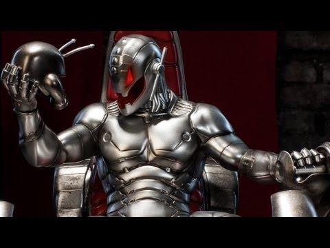 Historie komiksových postav #13: Ultron