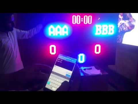 Display Text On 3 Cascaded P10 LED module With Arduino uno(diy