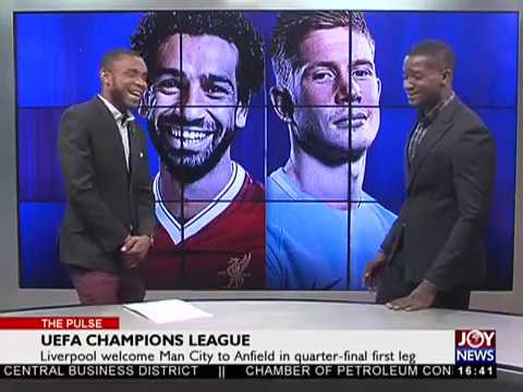 UEFA Champions League - The Pulse Sports on JoyNews (4-4-18)