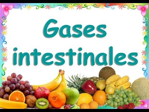 Los gases intestinales sintomas