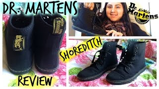 ee1f498287b8 Dr. Martens Shoreditch Boot Review - hlub.video