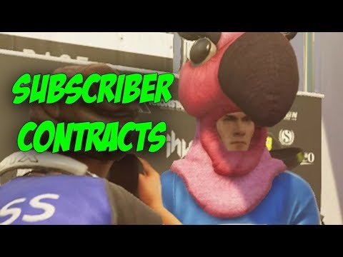 PROFESSIONAL HITS! - Hitman 2 Subscriber Contracts