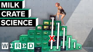 Why You'll Fail the Milk Crate Challenge | WIRED
