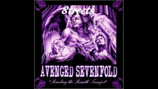 Avenged Sevenfold - Streets Instrumental (Cover)