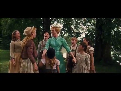 The sound of music - My favorite things (children reprise)