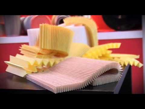 Aprendé más sobre papeles para filtros de autos