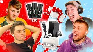 £10 vs. £1000 Christmas Present Roulette