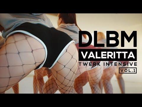 TWERK by Valeritta | Miyagi & Эндшпиль & N.E.R.A.K. - DLBM
