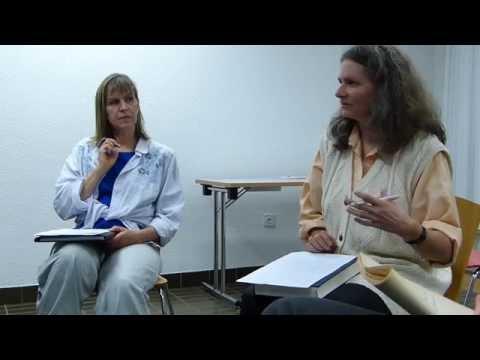 Telepathische Kommunikation: Klienten live im Plenum