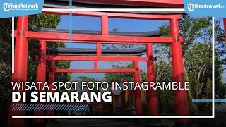 Destinasi Baru Spot Foto Instagramble di Semarang, Lumina Grand Maerakaca, Suguhkan Ikon Dunia