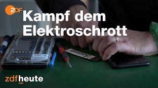 Hersteller verhindern Reparaturen – deshalb landen Elektrogeräte zu schnell auf dem Müll.
