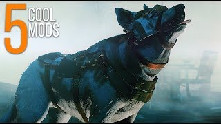 5 Cool Mods - Episode 60 - Fallout 4 Mods (PC/Xbox One)