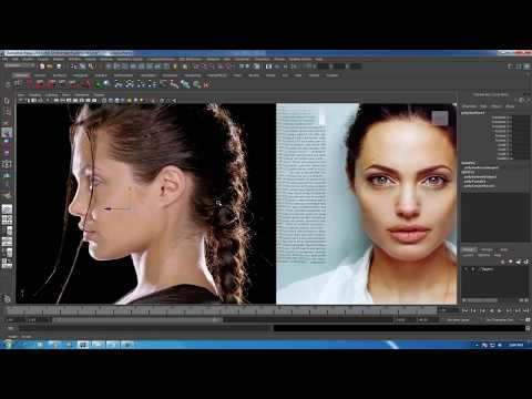 face modeling in maya tutorial | best tutorial: 3d face modeling – eye