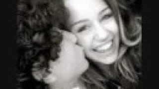 Miley Cyrus and Nick Jonas...Goodbye