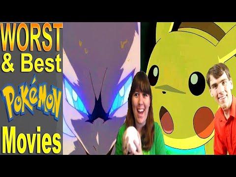 Top 3 Worst & Best Pokemon Movies (Ft. Anime America)