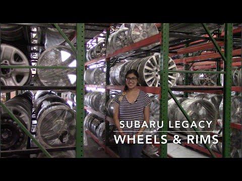 Factory Original Subaru Legacy Wheels & Subaru Legacy Rims – OriginalWheels.com