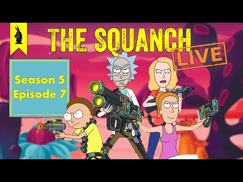 Incest Baby One More Time - Rick and Morty S5E07 - The Squanch (ft. Michael Luxemburg)