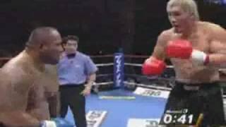 Hong-Man Choi vs Mighty Mo - Part2