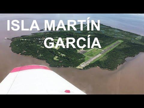 Vuelo y tour hacia la Isla Martín García, desde General Rodríguez