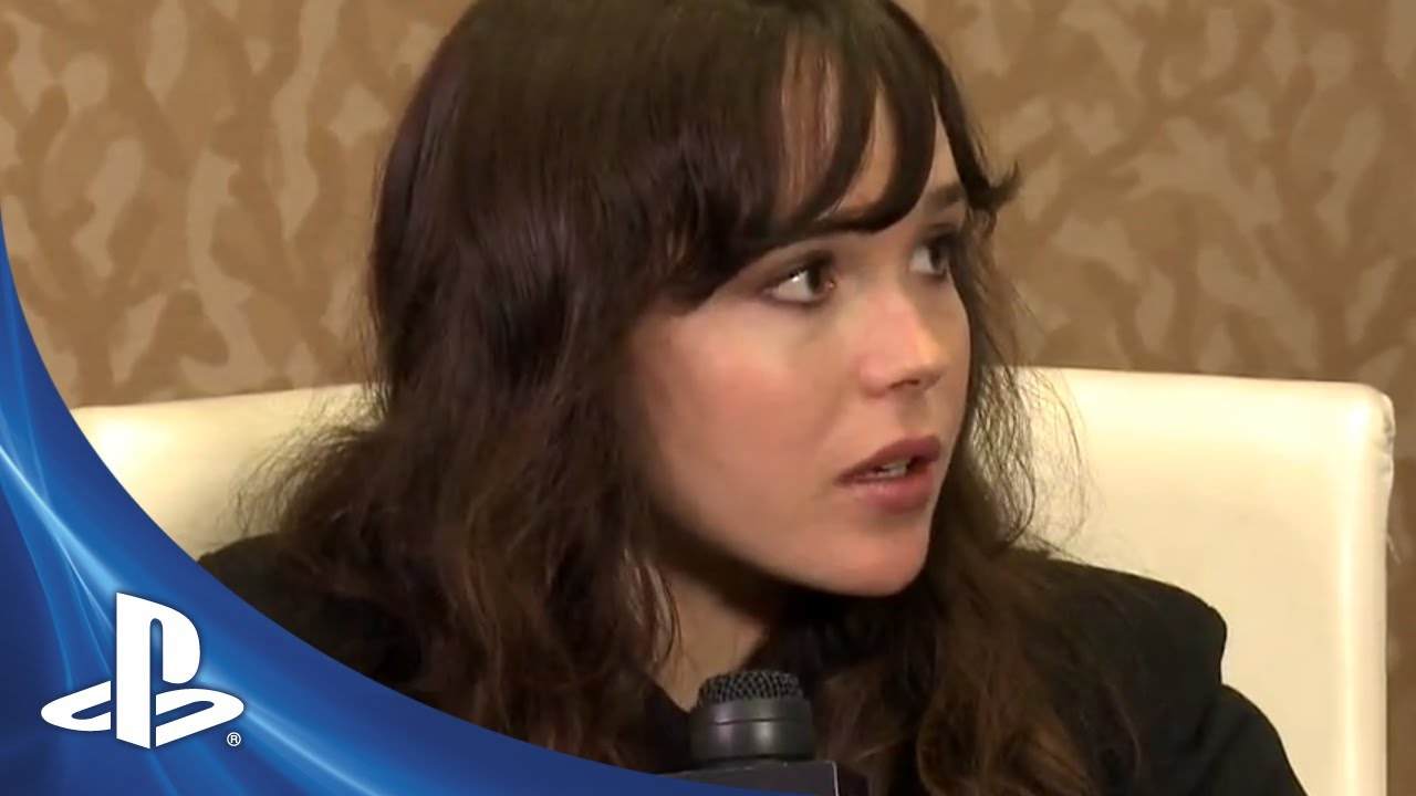 Ellen Page and David Cage Dive Into the World of Beyond
