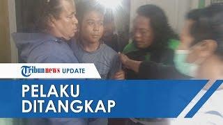 Video Detik-detik Pelaku Pelempar Sperma Ditangkap di Tasik, Sempat Melawan saat Dibawa Polisi