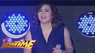 It's Showtime Singing Mo 'To: Angeline Quinto sings 'Patuloy ang Pangarap'