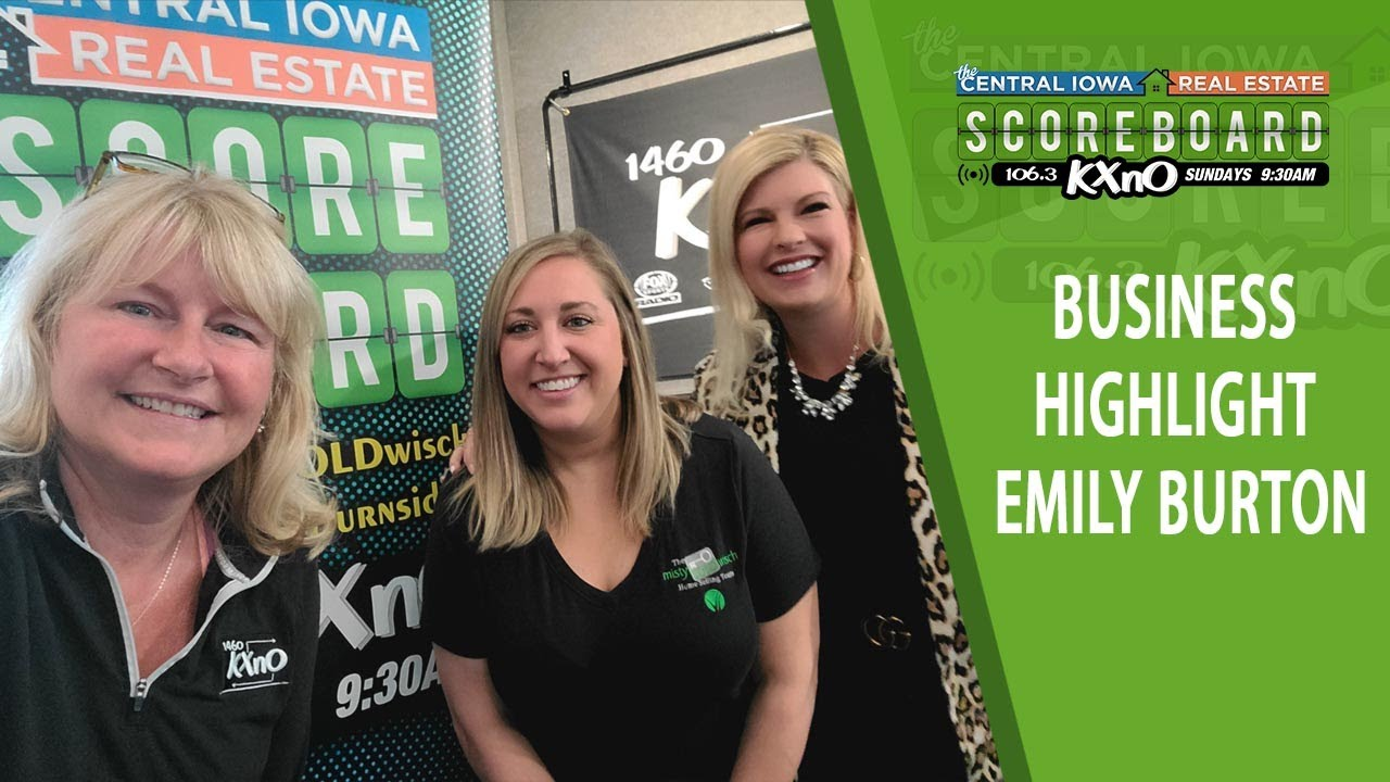 Business Highlight Emily Burton