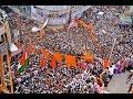 shri ram navami rally in hyderabad (2017) ! MLA raja singh !