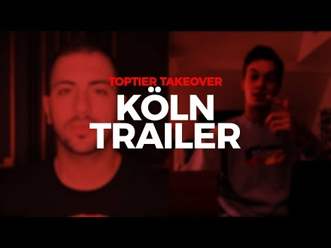 Toptier Takeover Köln Trailer | 13.09.19 Gloria-Theater